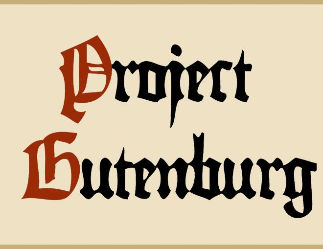 projectgutenburg